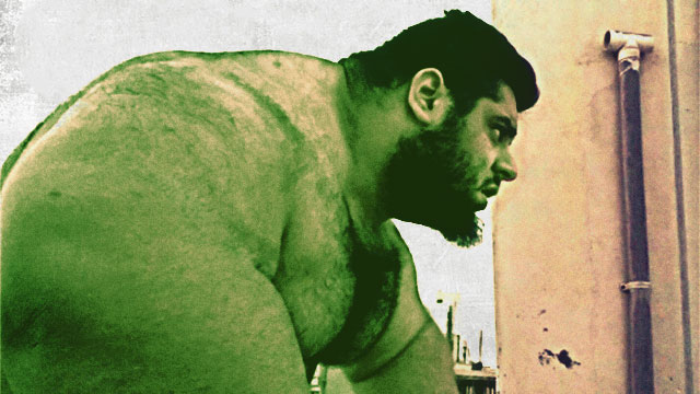 Meet The Real-Life Incredible Hulk