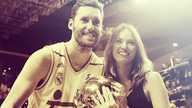 Former NBA Player Rudy Fernandez's Girlfriend Is A Total Babe