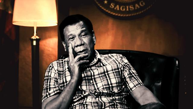 'Duterte Effect' Makes 4,000 Drug Users Surrender In Mindanao