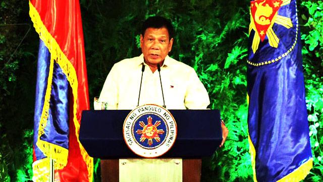 15 Takeaways From President Duterte's Inaugural Speech