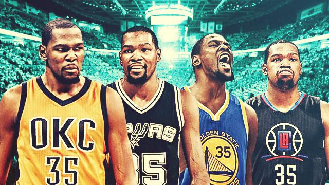 What If Kevin Durant Went To The...