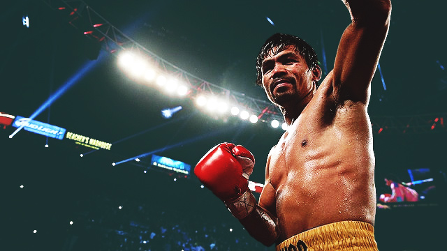 Manny Pacquiao Gets An October Fight Date