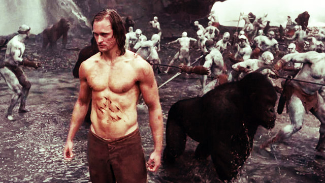 'The Legend of Tarzan' Reyview: The Ape-Man Swings...And Misses