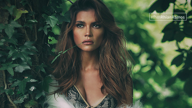 Rhian Ramos Is FHM's July 2016 Cover Girl!
