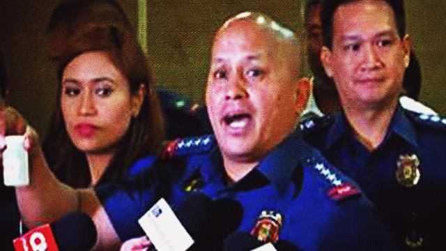 PNP Chief Bato, Senior Officials Undergo Surprise Drug Test