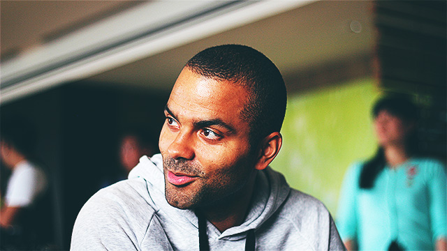 We Tried Our Best To Distract Tony Parker Before He Plays Gilas