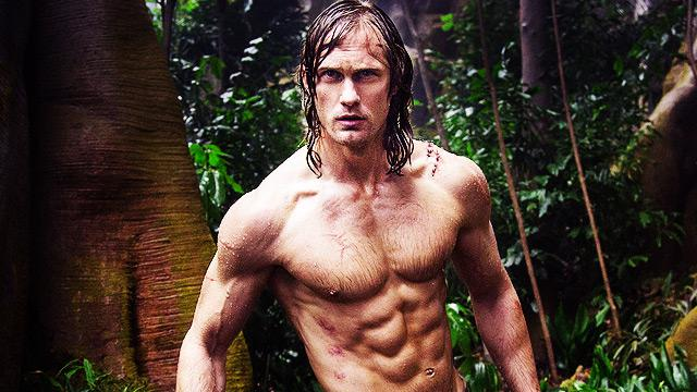Here's How You Can Get 'Tarzan' Abs