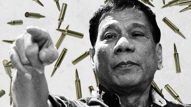 Duterte Kills 'Laglag-Bala' For Good