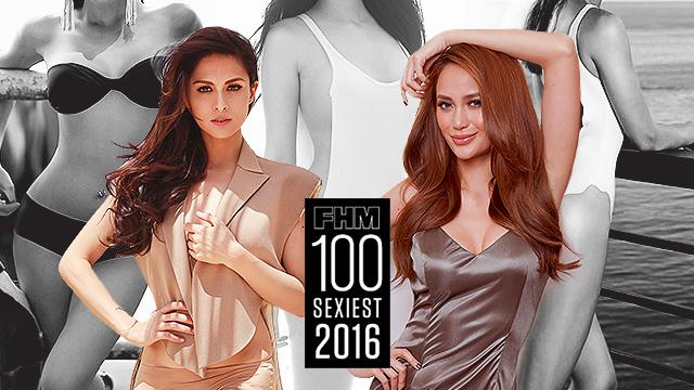 #FHM100Sexiest2016: The Top 10