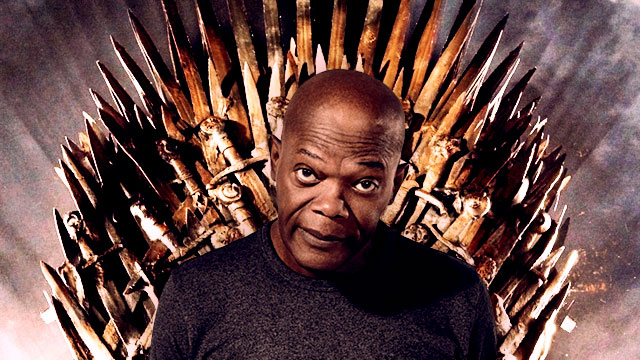 WATCH: Samuel 'Motherf***ing' L. Jackson Recaps 'Game Of Thrones'