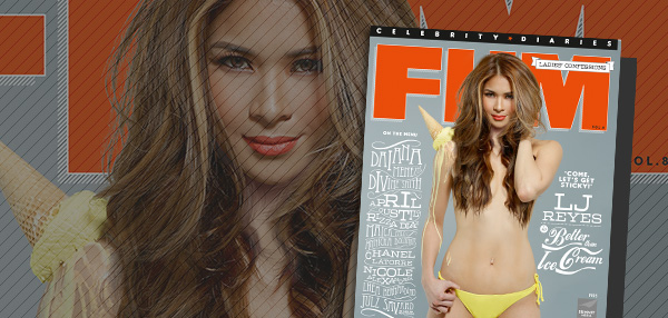 Celebrity Sexy Time: FHM Ladies' Confessions Celebrity Diaries Vol. 8 Out Now!