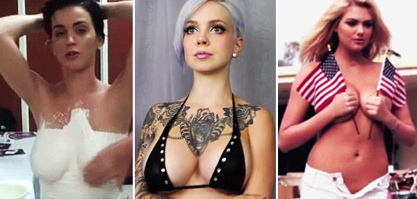 FHM Helps You Survive Hump Day: Did You Know That Bewbs Can Also...