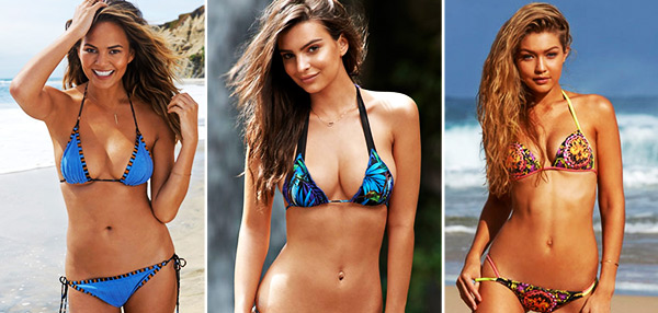FHM Helps You Survive Hump Day: The Girls Of This Year's Sports Illustrated Swimsuit Edition!