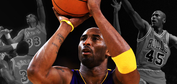 By The Numbers: Can Kobe Overtake Kareem Abdul-Jabbar As The NBA's All Time Scoring Leader?