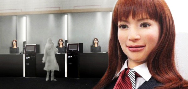 LOOK: This Super Hi-Tech Hotel Will Be Run By Robots