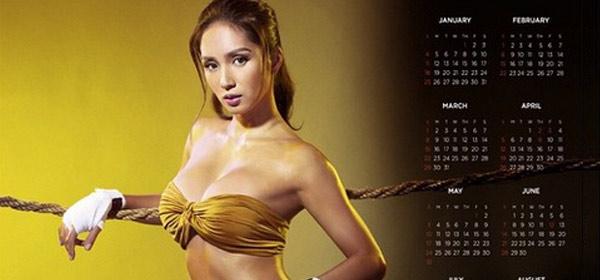 LOOK: Roxee B's Asia Brewery Calendar Photos!