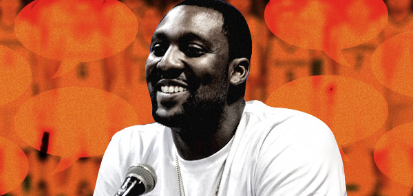 #GilasPilipinas: Andray Blatche Has An Answer To All Your Questions
