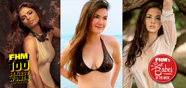 FHM's Best Babes of the Week: May 13, 2014