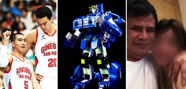 FHM's Best Of The Weekend: A Camarines Scandal, Dwyane Wade Meets Lola, And A Deadly Pufferfish Incident