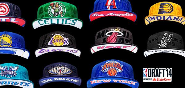 nba 2016 draft hats