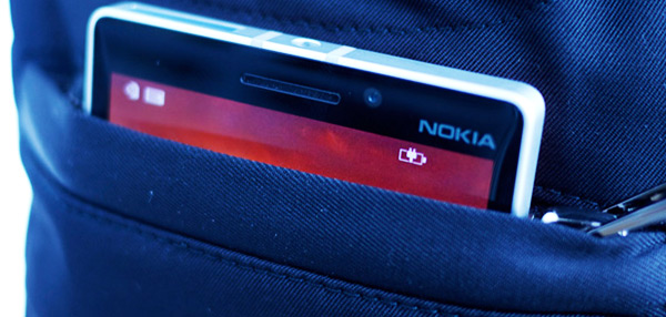 Geek Fashion: Microsoft Now Has Pants That Can Wirelessly Charge Lumia Smartphones!