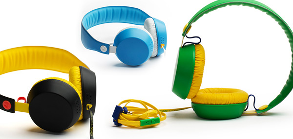 Complete Your World Cup 2014 Look With These Football-Inspired Headphones!