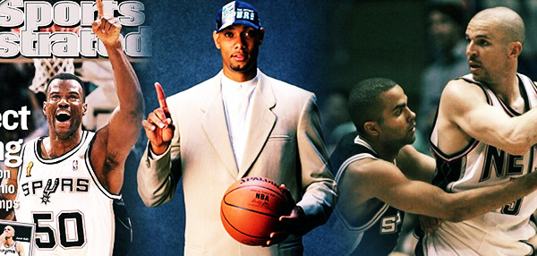 17 Years Of The Tim Duncan Era: A Timeline Of Big Moments In Spurs History