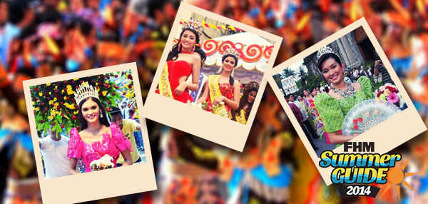 #HappyFiesta: 6 Pinoy Festivals To Cap Off Your Summer!