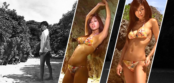 FHM's Sexy GIFs To End The Week: Kana Tsugihara In A Tight Bikini Is A Certified Pampagising!