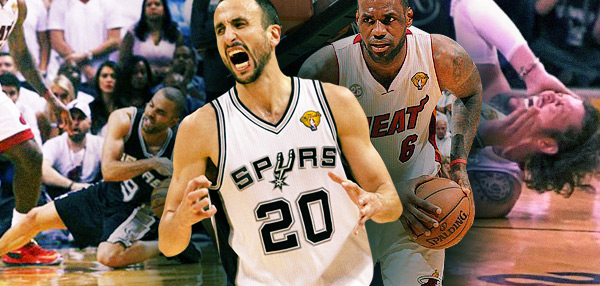 NBA NIGHTMARES: 18 Things From The 2013 Finals The Heat And Spurs Don't Want To See Again