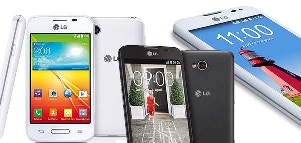 Say Hello To LG's KitKat-Flavored L Series III Dual-SIM Smartphone Trio!