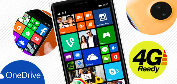 HOT GADGET ALERT: The Latest Lumia Superphone Now In Pinas!