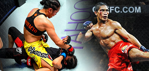 ONE FC Rise Of Heroes: The Pinoy Fighters' Winning Moves!