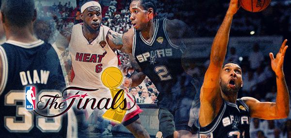 #NBAFinals2014: Kawhi Strikes Back, And The Mighty Heat Fall 2-1