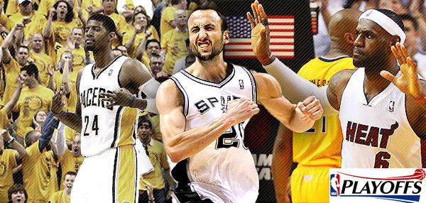 "#NBAPlayoffs2014 Weekly Recap: The Return Of Ibaka And Lance Stephenson's ""Blow Job"""