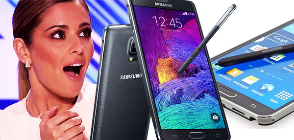 HOT GADGET ALERT: Geeks, The Samsung Galaxy Note 4 Is Here!