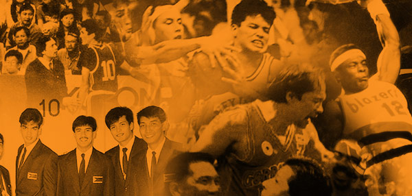 40 Key Moments In PBA History Part II: The Tower Of Power, Pinoy Dream Team, And G-I-N-E-B-R-A!