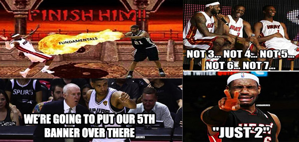 #NBAFinals2014: The Spurs Win, The Internet Explodes!
