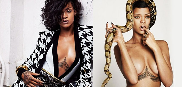 #BadGalRiriIsBack: 10 Sexy Rihanna Posts To Celebrate Her Return To Instagram!