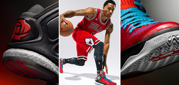The adidas D Rose 5 Boost Is A Trivia-Filled Signature Shoe Of Awesome