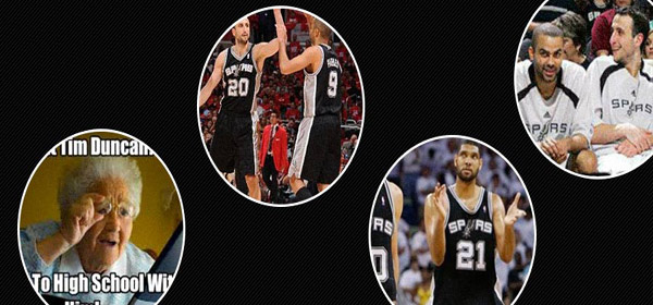 Meme Time: The San Antonio Tanders, Este, Spurs!