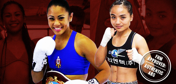 Beauty And Badassery: Meet The Pinay MMA Fighters Of One FC: Rise Of Heroes