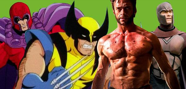 WHO WINS: Cartoon X-Men Vs. Movie X-Men