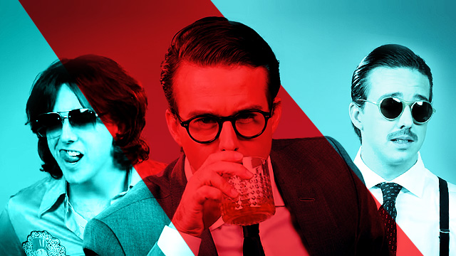 This BuzzFeed Video Shows Us How Men's Glasses Have Changed From The 1930s To Now!