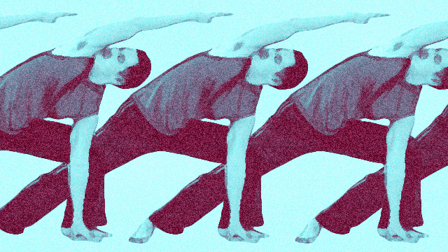 This New Workout Makes It Easier For Guys To Try Out Yoga