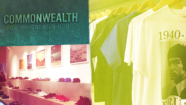 LOOK: What's Inside Commonwealth's First Store In The Philippines