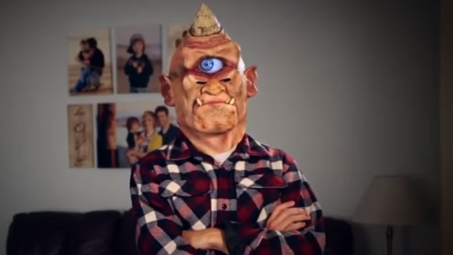 Here's A Quick Way To Make Gruesomely Awesome Animated Halloween Costumes!