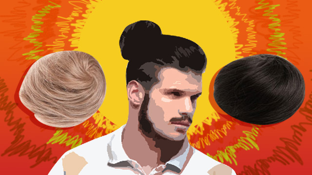 WTF: Attachable Man Buns Are Now A Real Thing That You Can Buy