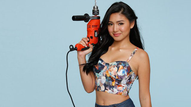 Nadine Lustre Tells Us How To Solve LQs