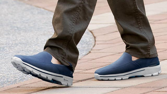 NEW KICKS ALERT: The Skechers GOWalk 3 Makes Walking Even More Comfortable